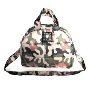 Black EARTH Stroller & Mommy BAG