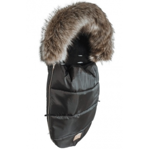 S/M BLACK EARTH Stroller Sleepingbag&pad