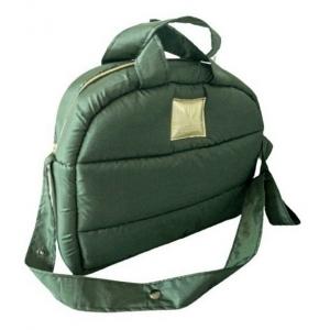 Forest Green EARTH Stroller & Mommy BAG
